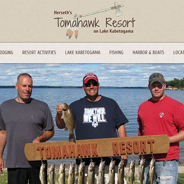 Herseth's Tomahawk Resort