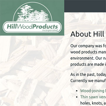 Hill Wood Products